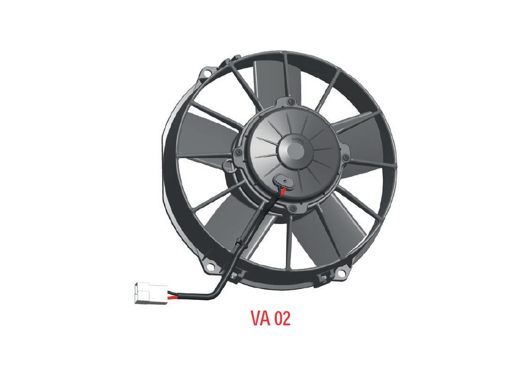 Ventilátor SPAL 12V VA02-AP70/LL-40S