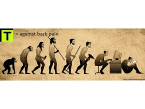 evolution of man to computer T