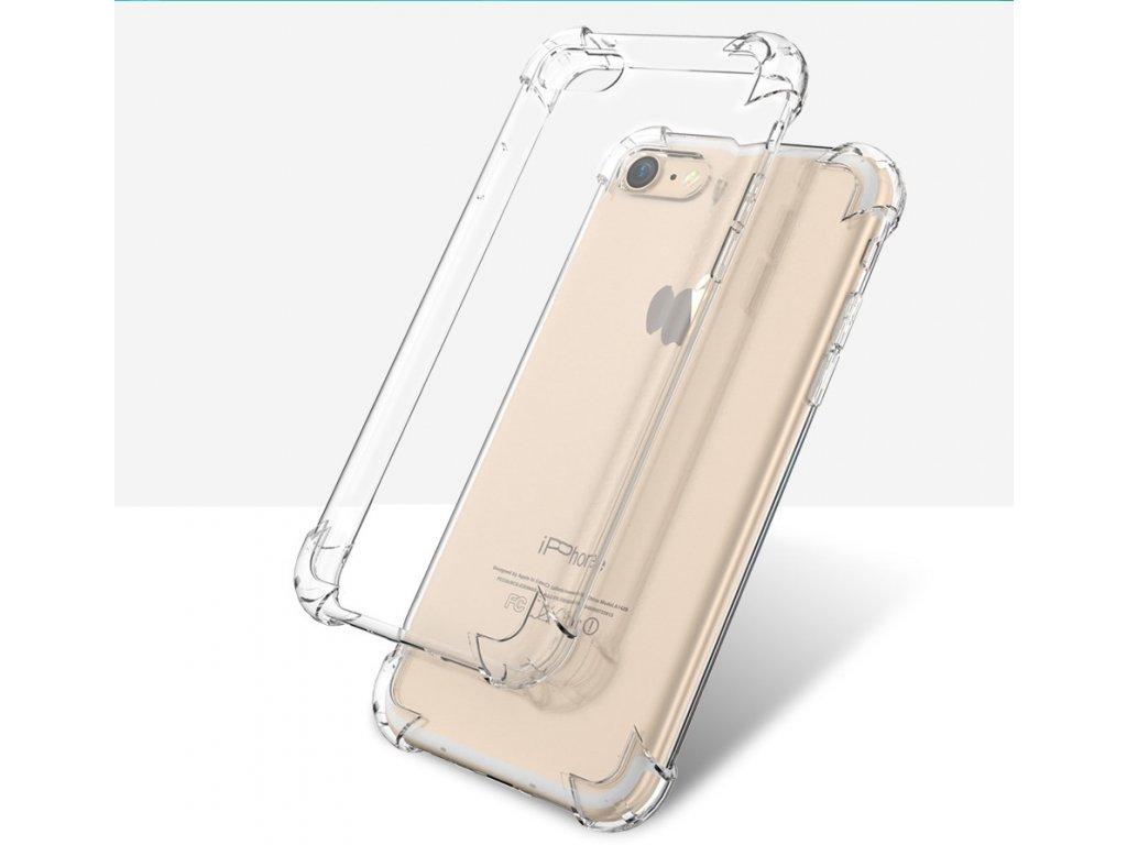 Odolný slikonový kryt Anti-shock na iPhone 6  / 6S