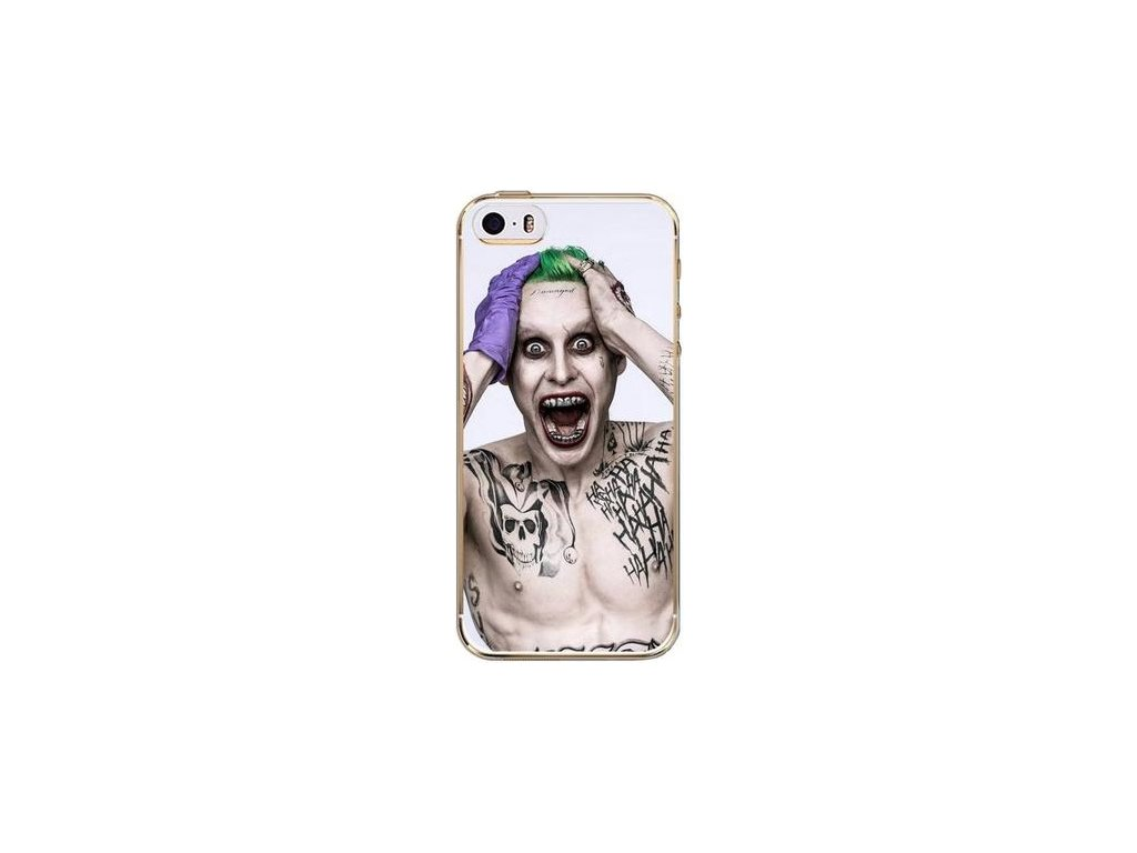 Kryt Suicide Squad Joker na Iphone 4 / 4S