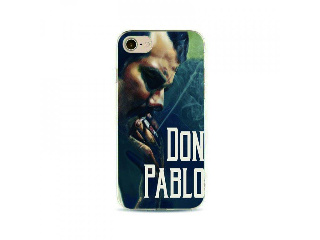 Kryt Don Pablo Escobar Narcos na iPhone 7