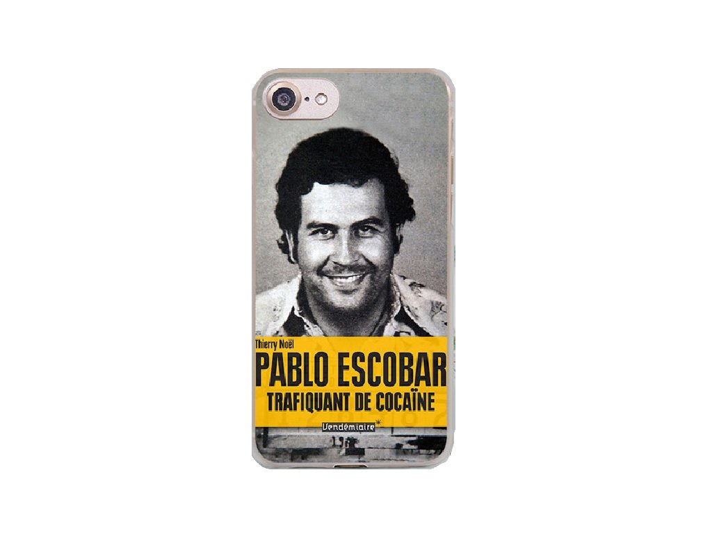Kryt Trafiquant Pablo Escobar Narcos na iPhone 5 / 5S / SE