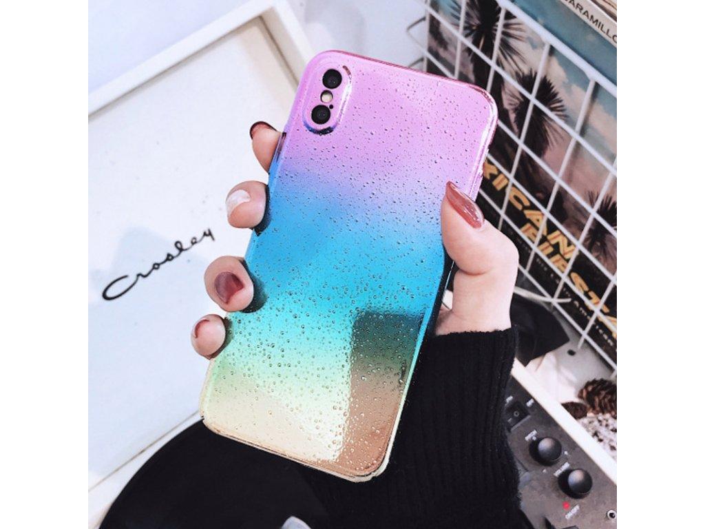 Kryt Rainbow Laser na iPhone 1