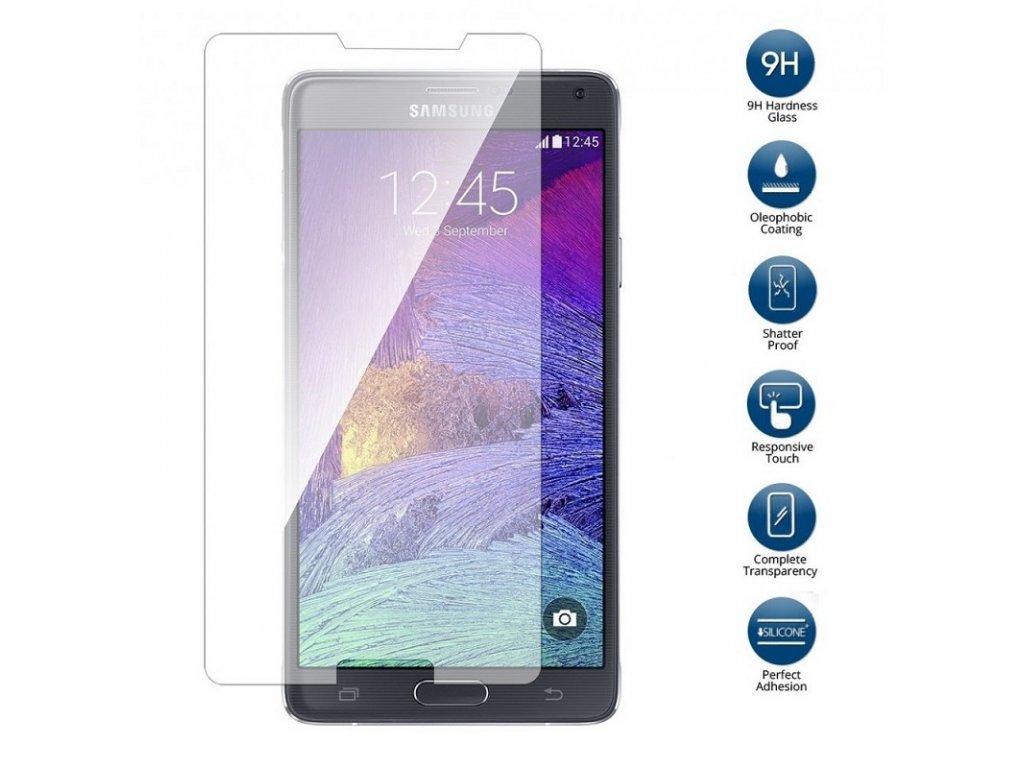 Tvrzené sklo 9H na Samsung Galaxy J1 2015