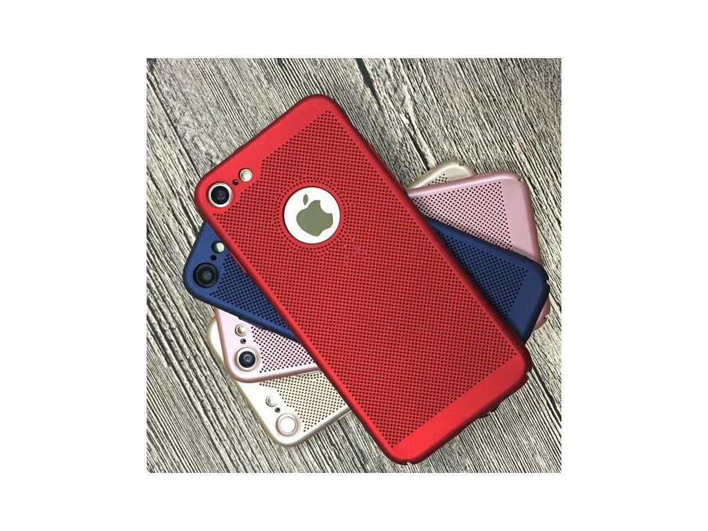 Kryt Breathable Ultraslim na iPhone 5 / 5S / SE