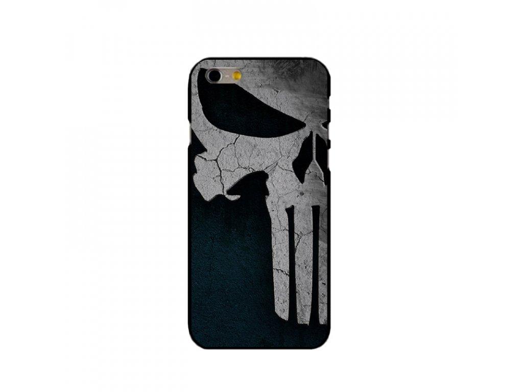 Kryt Skull na iPhone 5 / 5S / SE