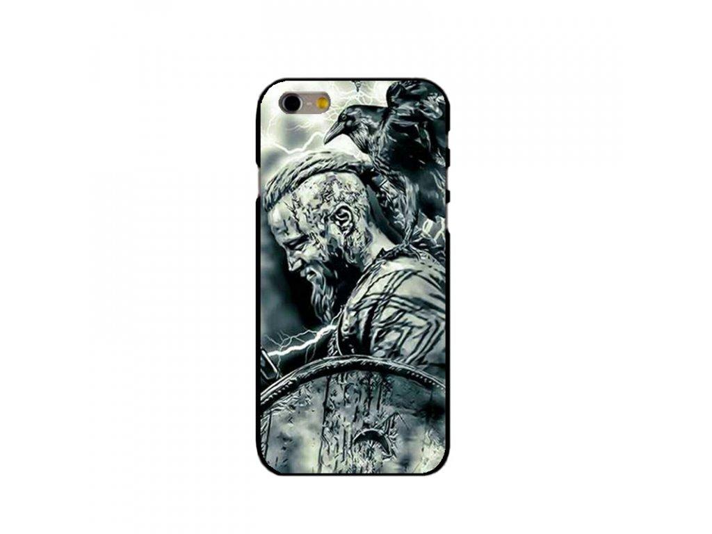 Kryt Vikings Ragnar Lothbrok na iPhone 5 / 5S / SE