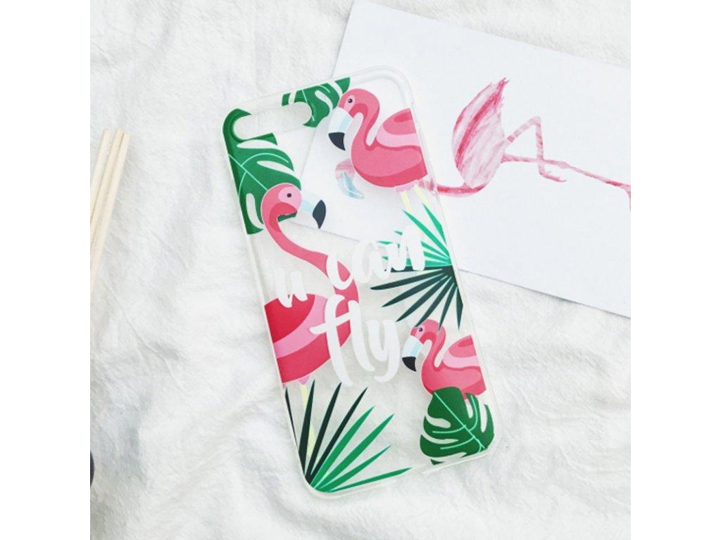 Kryt Flamingo na iPhone 5 / 5S / SE