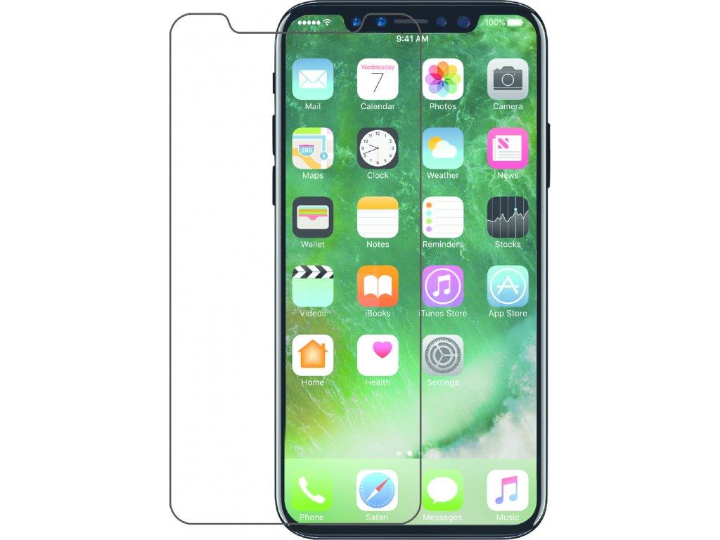 Tvrzené sklo 9H na iPhone X / XS
