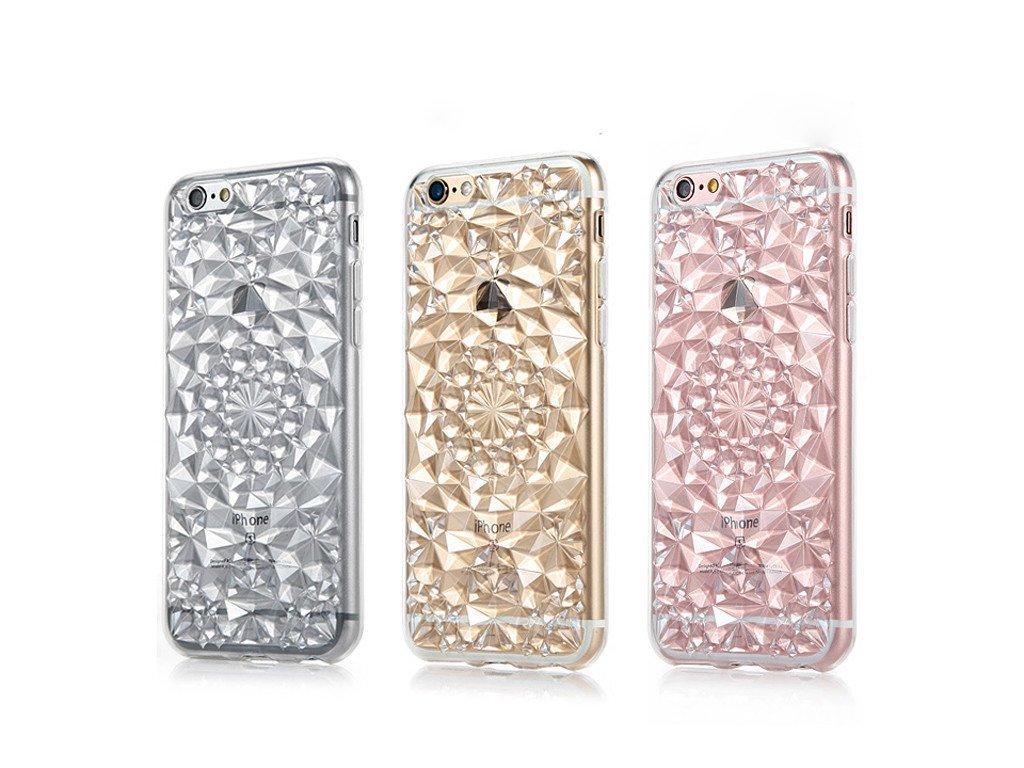 Kryt 3D Diamond na iPhone 8 Plus