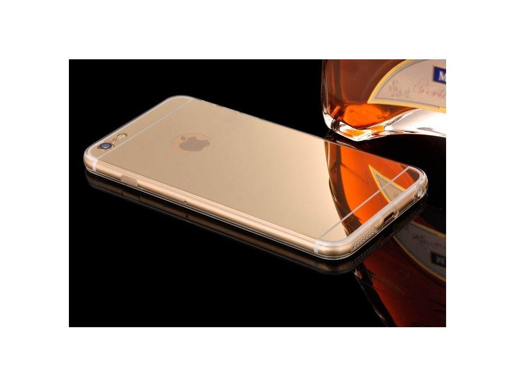... Luxusní silikonový zrcadlový kryt mirror na iPhone 8 ... 7b4503c00f2