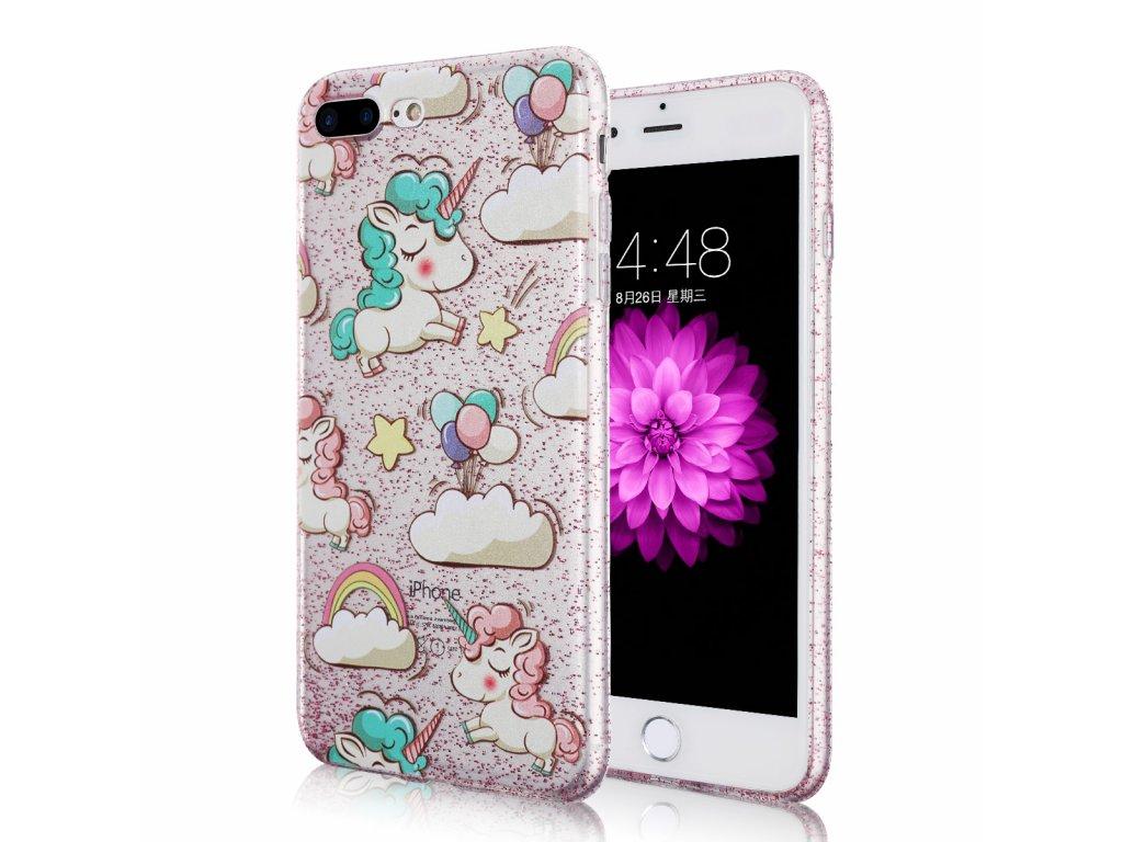Kryt Unicorn Cloud na iPhone 8