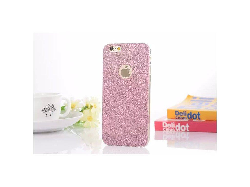 ... silikonový třpitivý kryt na iPhone 5   5S   SE ... ffc0034d15a