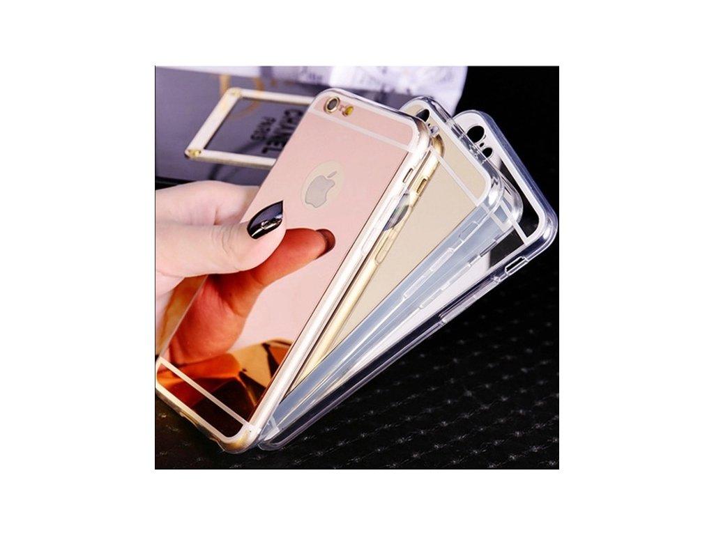 Zrcadlový kryt Mirror na iPhone X / XS