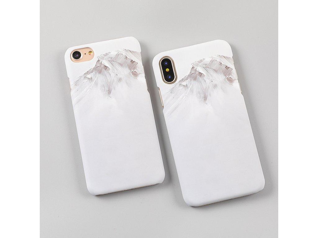 Kryt Snow Paint na iPhone 8 Plus