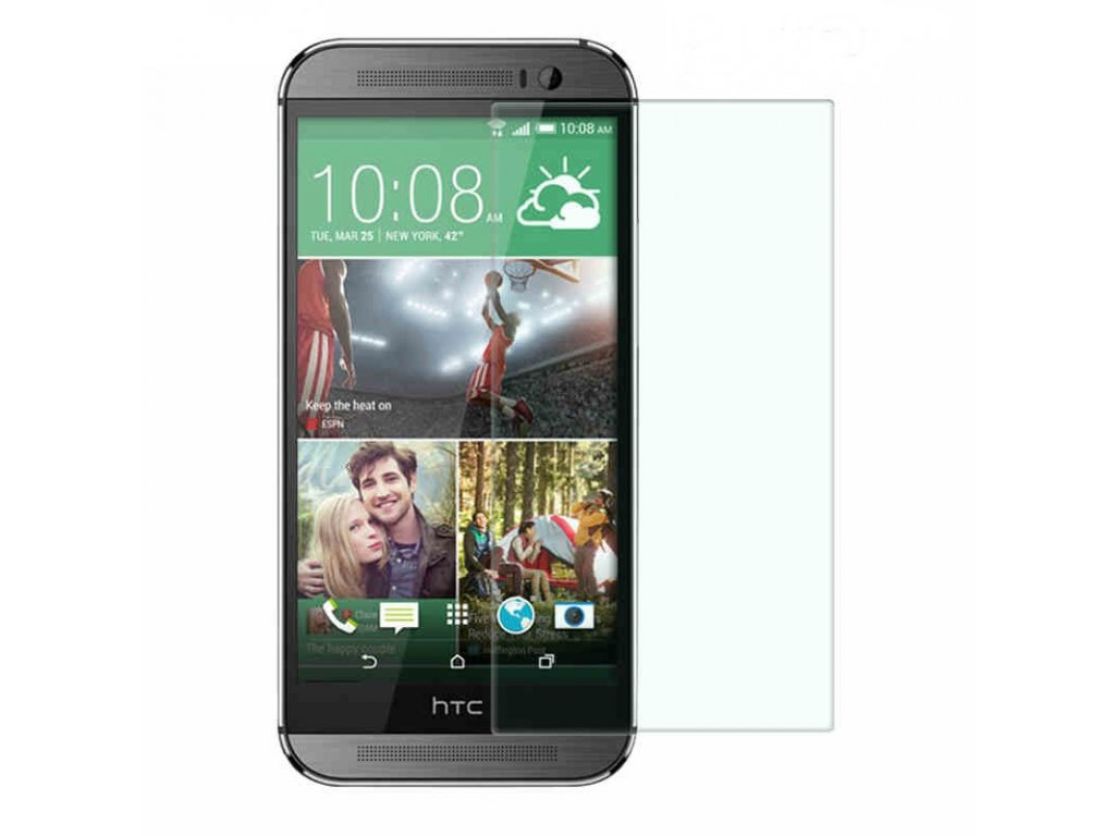 Tvrzené sklo 9H na HTC One M8 mini