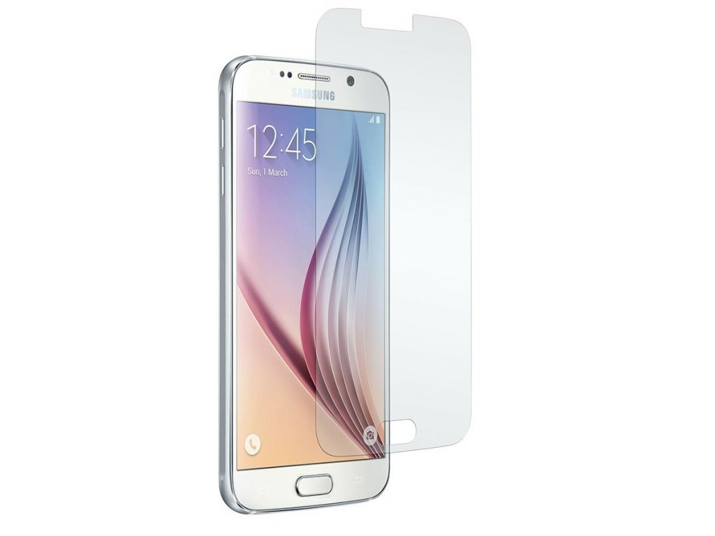 Tvrzené sklo 9H na Samsung Galaxy S6