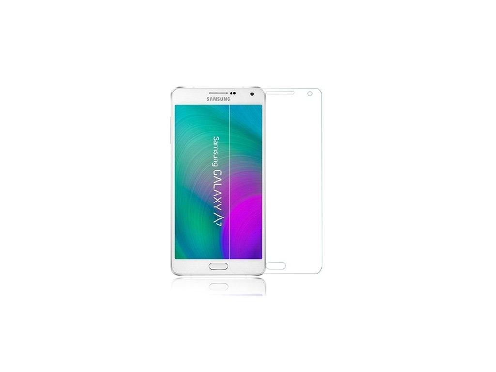 Tvrzené sklo 9H na Samsung Galaxy A7 2015