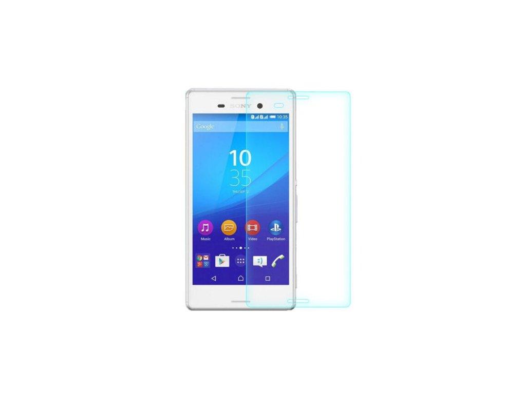 Tvrzené sklo 9H na Sony Xperia M4 Aqua