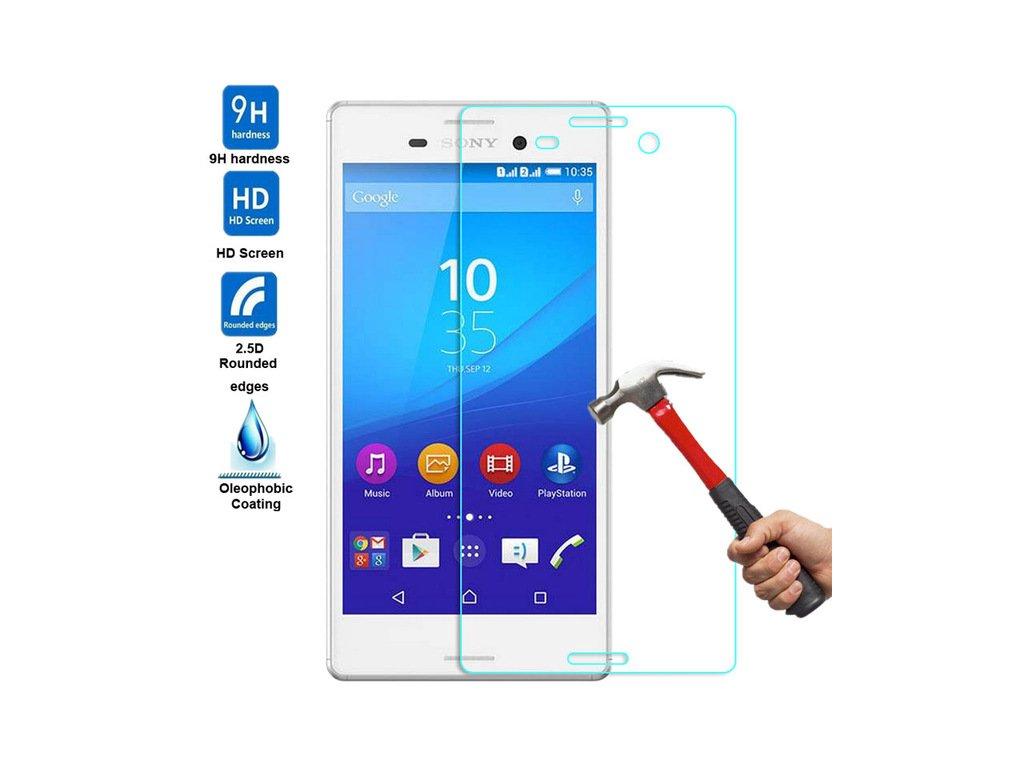 Tvrzené sklo 9H na Sony Xperia Z3