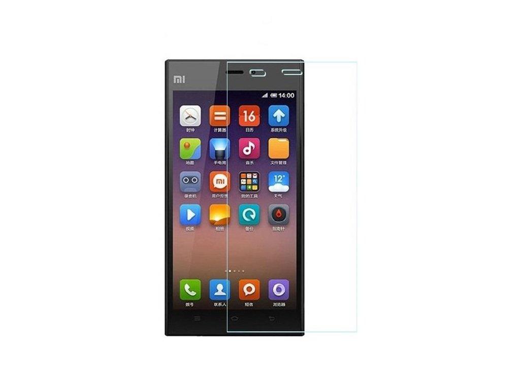 Tvrzené sklo 9H na Xiaomi Mi3