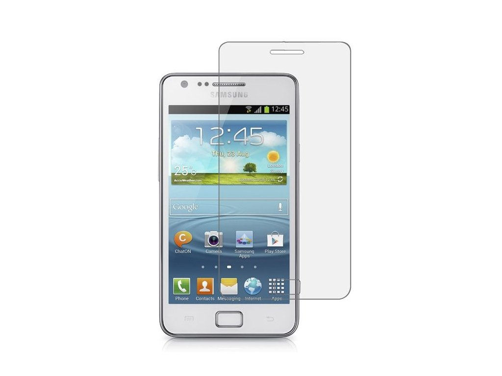 Tvrzené sklo 9H na Samsung Galaxy S2