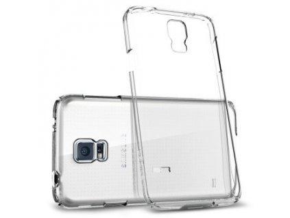Silikonový kryt na Samsung Galaxy S6 Edge