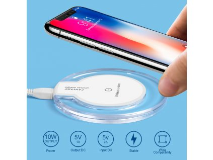 QI wireless charger 4