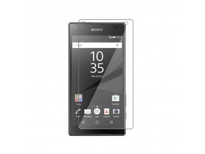 Tvrzené sklo 9H na Sony Xperia Z5