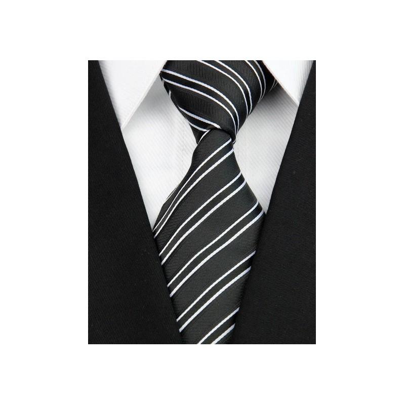 Černé kravaty