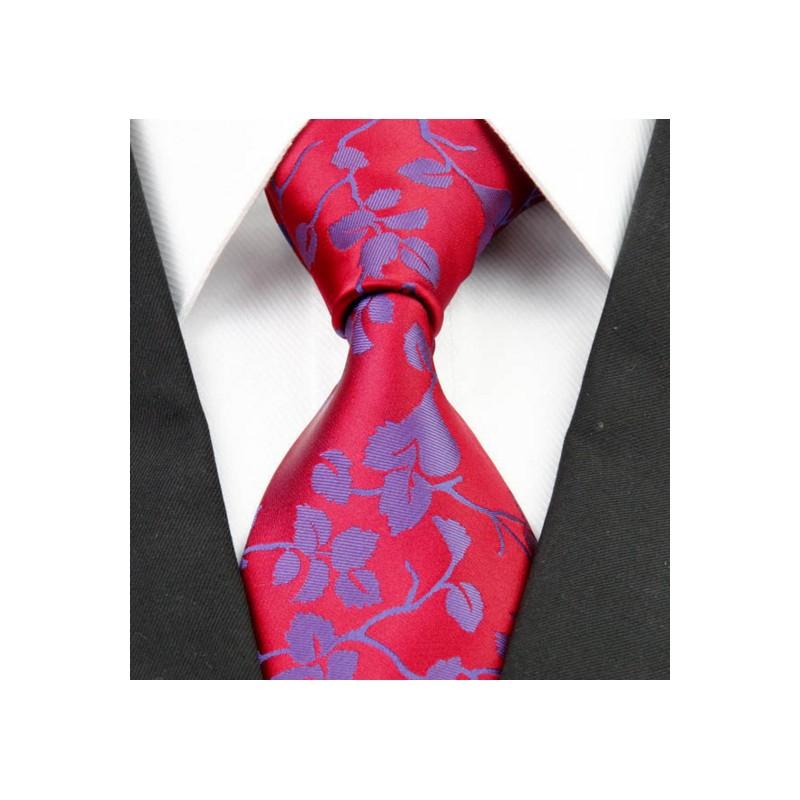 Červené kravaty