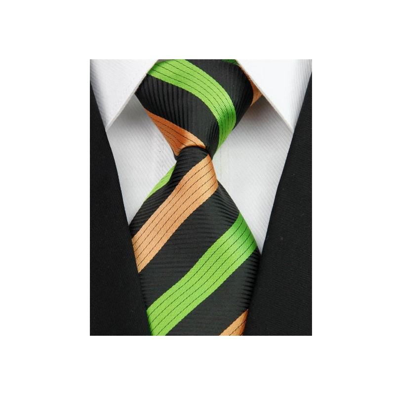 Vícebarevné kravaty