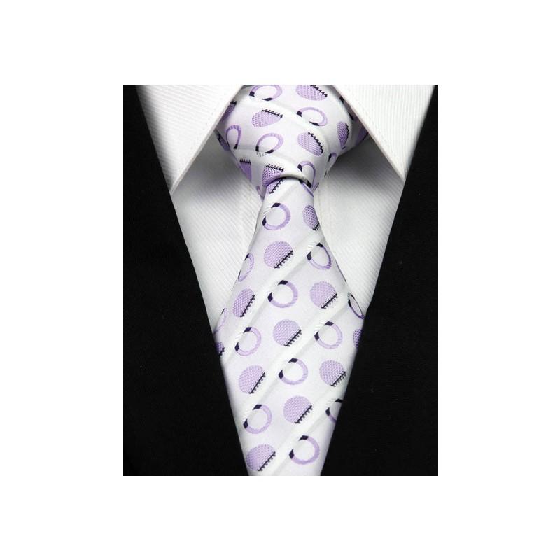 Bílé kravaty