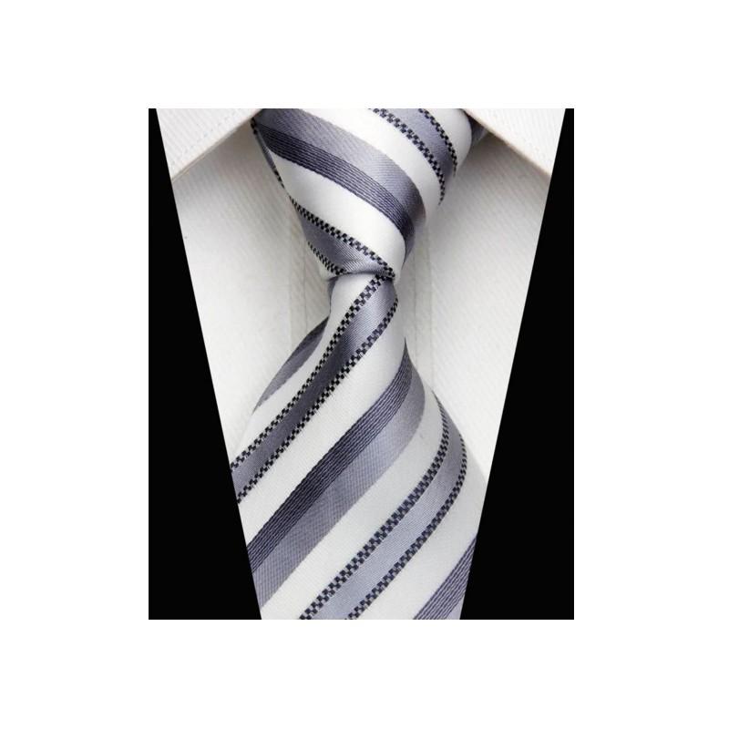 Šedé kravaty