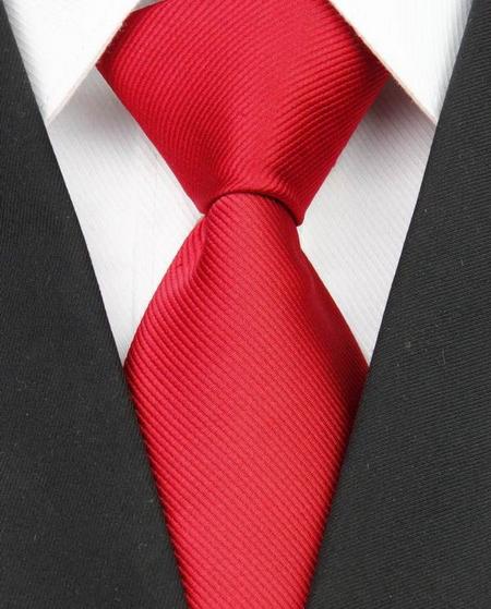 Jednobarevné kravaty
