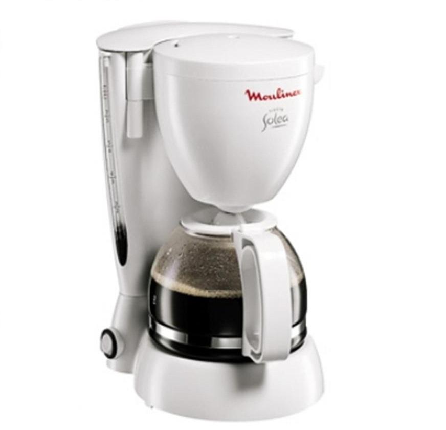 Kávovary - přakapávače MOULINEX