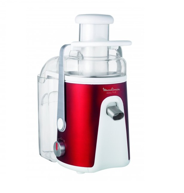 JU585G3E Easy Fruit Juicer Red Ruby