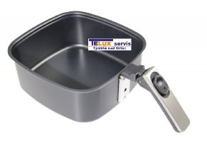 fritovací nádoba fritézy DéLonghi / 7312581209