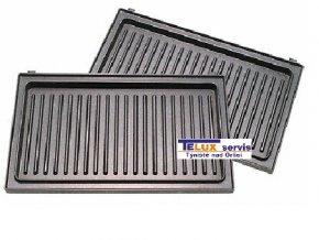 WMF FS 1000050517 Grillplatten für 3200001371 Lono Snack Master