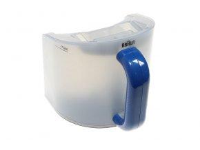 nádrž - nádoba - zásobník na vodu parního generátoru Braun / 5512812211