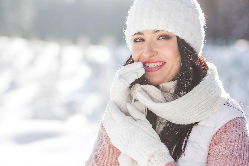 Víte jak chránit pleť v mrazivém počasí?