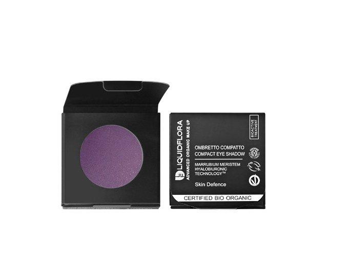 Náplň pro bio oční stíny SKIN DEFENSE - VIOLET RADIANCE 06