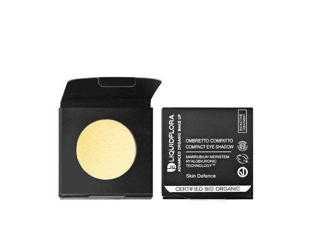 Náplň pro bio oční stíny SKIN DEFENSE - GOLDEN MOON 08