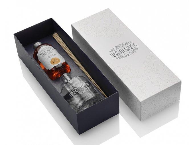 Nasoterapia dárkové balení aroma difuzér 250 ml Santalové dřevo