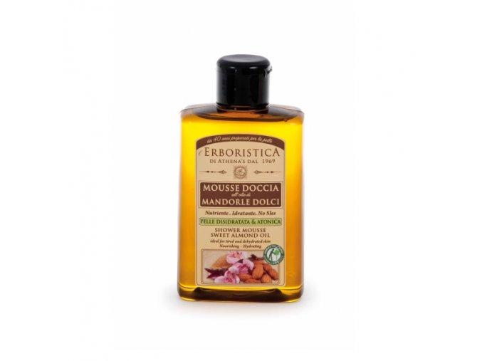 Athena's Sprchový gel s mandlovým olejem 300 ml