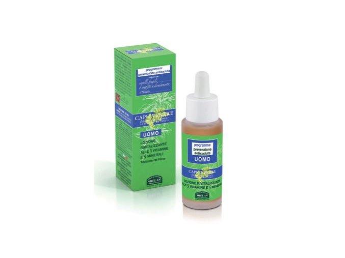 HELAN Revitalizační vlasová voda pro muže 30 ml