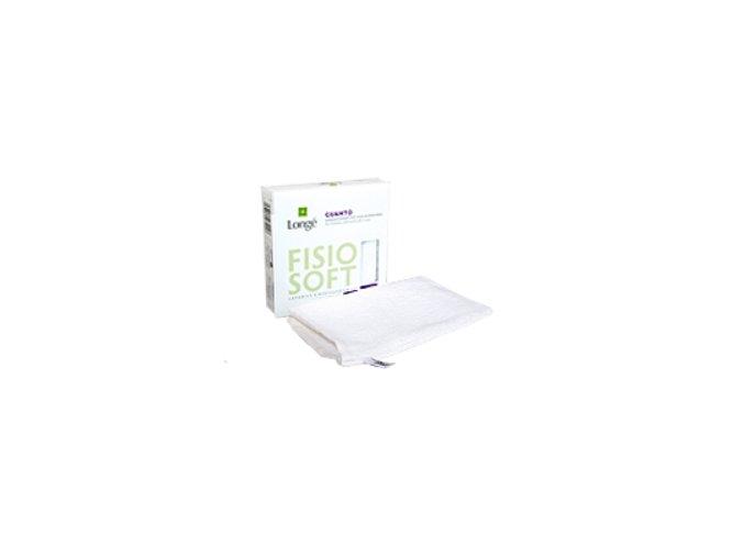 Longema Longé Fisio Soft mycí žínka na tělo 14x21 cm