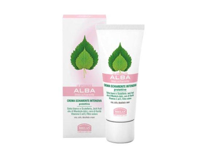 HELAN ALBA - Pleťový krém proti pigmentovým skvrnám 30 ml