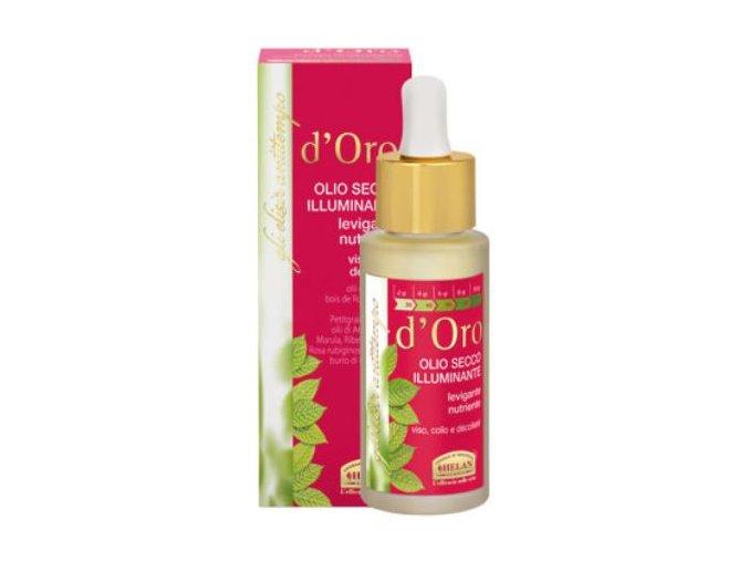 HELAN Výživný pleťový olej proti vráskám ORO 30 ml