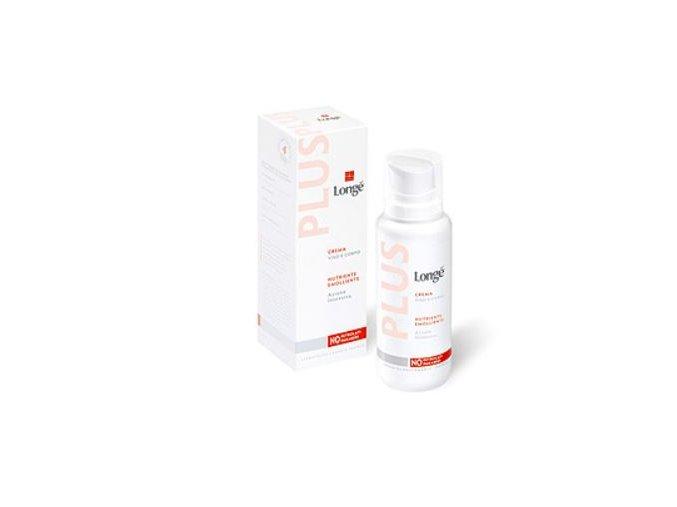 Longema Plus- Pleťový a tělový krém výživný 50 ml